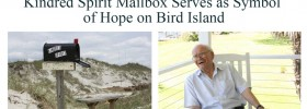 Kindred Spirit Mailbox in Our State Magazine